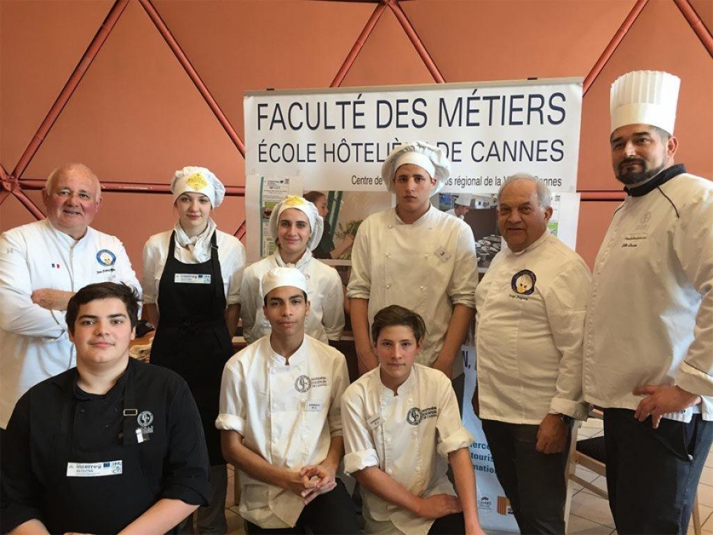 Franitalie, le premier concours culinaire de Impact