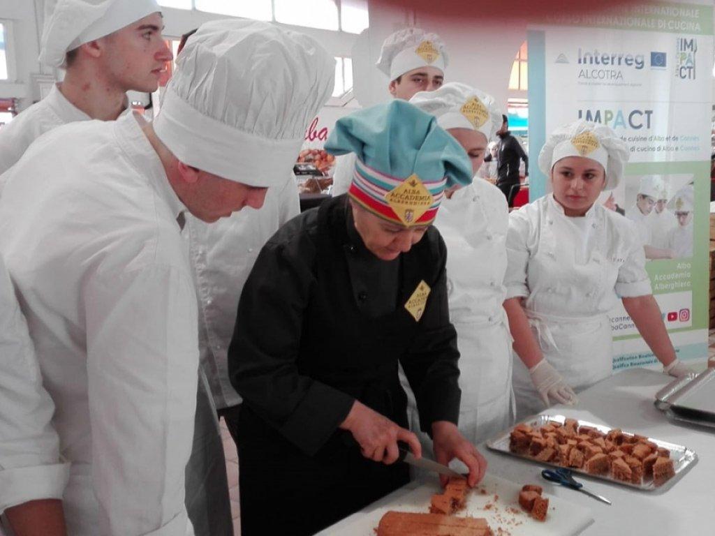 Cusine Cannoise e Vinum: i ragazzi di IMPACT a due importanti eventi sul territorio